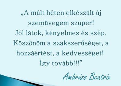 Ambrúzs Beatrix