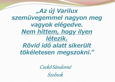 Csekő Sándorné