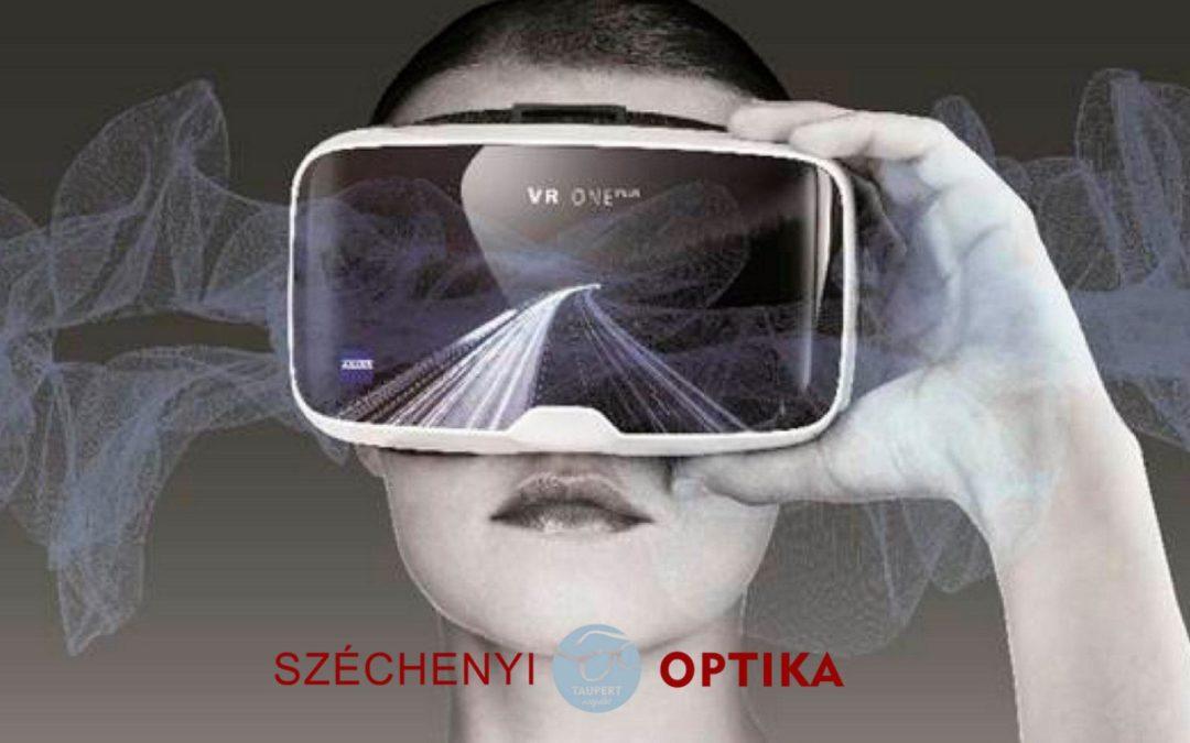Virtuális valóság valódi 3D-s élmény