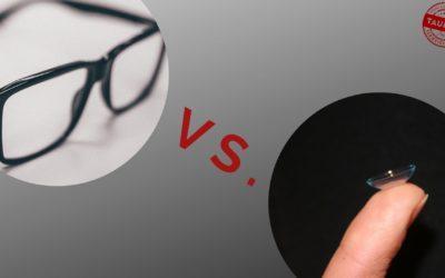 Szemüveg vagy kontaktlencse?